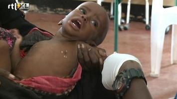 RTL Nieuws Drama dreigt in de Hoorn van Afrika