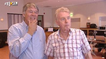 RTL Boulevard Repetitie nieuwe show Andre van Duin