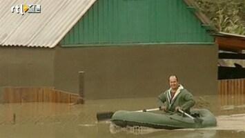 RTL Nieuws Zeker 99 doden bij overstromingen Rusland