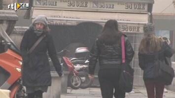 RTL Nieuws Jonge elite Italië naar buitenland