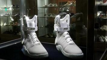 's Werelds exclusiefste sneakers onder de hamer