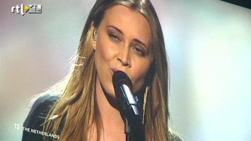 RTL Nieuws 'Goede kansen voor Anouk op Songfestival'