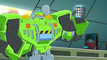 Transformers Rescue Bots Academy Afl. 26