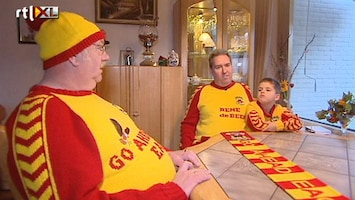 Voetbalfans Go Ahead