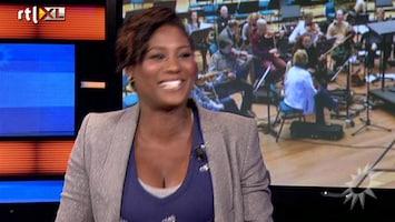 RTL Boulevard Edsilia Rombley gaat met zwangerschapsverlof