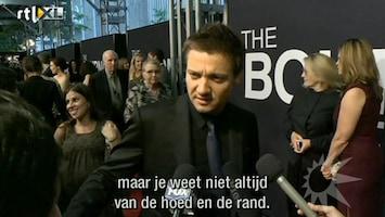 RTL Boulevard Wereldpremiere The Bourne Legacy