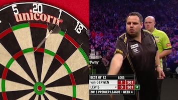 RTL 7 Darts: Premier League Afl. 4