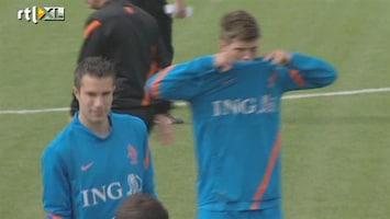 RTL Nieuws Spitsenstrijd in Oranje
