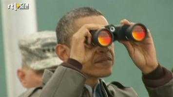 RTL Nieuws Obama waarschuwt Noord-Korea