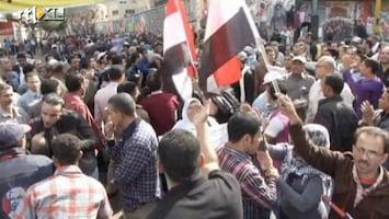 RTL Nieuws Egyptenaren woedend om bevoegdheden Morsi