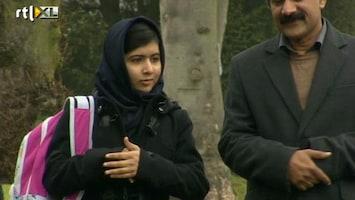RTL Nieuws Malala gaat weer naar school