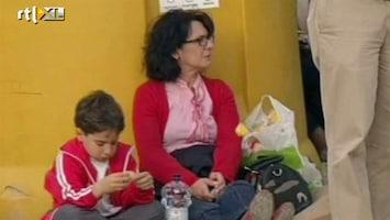 RTL Nieuws Ontreddering in Spanje na beving