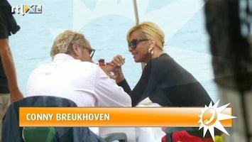 RTL Boulevard Connie Breukhoven over nieuwe liefde