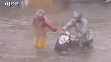 RTL Nieuws Tyfoon Nesat teistert Filipijnen