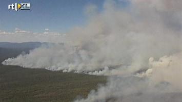 RTL Nieuws Weer grote bosbrand in Australië