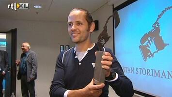 RTL Nieuws Cameraman Roel Rekko winnaar Stan Storimansprijs
