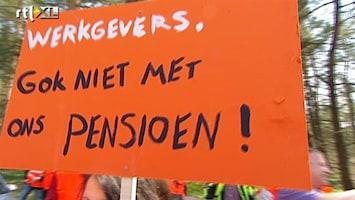 RTL Z Nieuws ABP hoopt snel op een pensioenakkoord