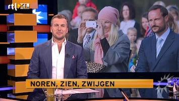 RTL Boulevard Zac Efron uit afkickkliniek voor coke gebruik