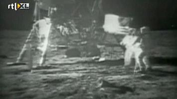 RTL Nieuws Eerste mens op de maan Neil Armstrong overleden