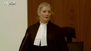 RTL Nieuws OM eist maximale straf tegen Robert M.