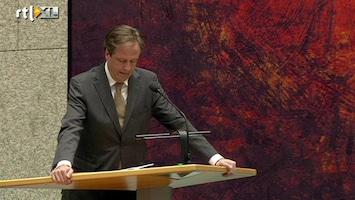 RTL Nieuws Nu al uitglijder kamervoorzitter Van Miltenburg