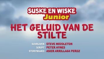 Suske En Wiske Junior Het geluid van de stilte