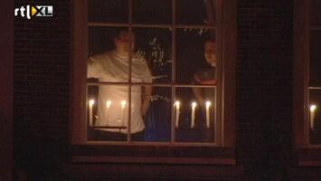 RTL Nieuws Gouda viert traditionele kaarsfeest