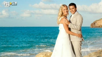 RTL Boulevard Jan en Liza eindelijk getrouwd!!!!