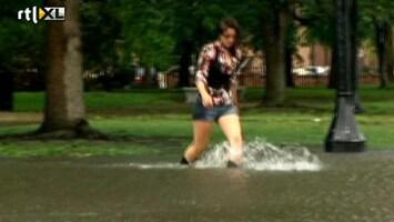 RTL Nieuws Schade in Florida na zware storm