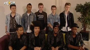 RTL Boulevard Kandidaten X Factor nerveus voor liveshows