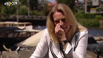 RTL Boulevard Monique Collignon in tranen na faillissement