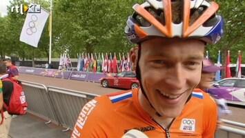 RTL Nieuws 'Het was een gekkenhuis tijdens wegrace'