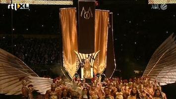 RTL Nieuws Madonna ster van Super Bowl