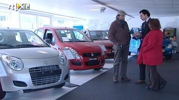 RTL Nieuws Stijging autoverkoop stagneert