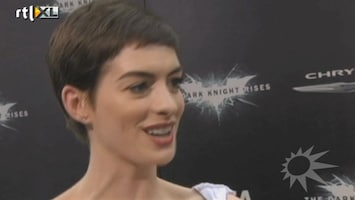 RTL Boulevard Op de rode loper bij The Dark Knight Rises in New York
