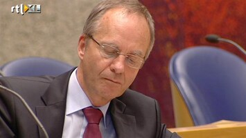 RTL Nieuws Miljoenen pensioenen mogelijk gekort