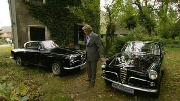 Gek Op Wielen Autogek: twee klassieke Alfa Romeo's