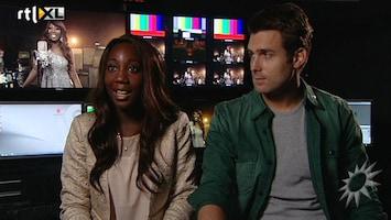 RTL Boulevard Pearl Josefzoon en Nick over haar nieuwe album