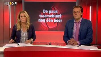 Editie NL De Paus waarschuwt nog 1 keer
