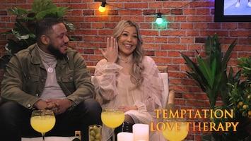 Love Therapy: Gulcin op roze wolk na huwelijksaanzoek