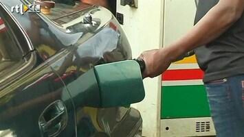 RTL Nieuws Stakingsdreiging Nigeria, druk op olieprijs