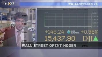Rtl Z Opening Wall Street - Afl. 136