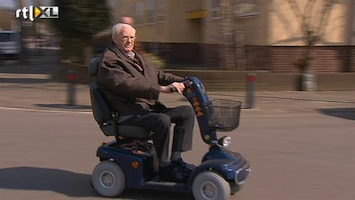 RTL Nieuws Zwarte dag voor veel gepensioneerden