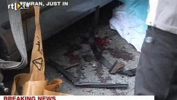 RTL Nieuws Iraanse kerngeleerde omgebracht