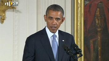 RTL Nieuws Wereld wacht op besluit Obama