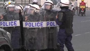 RTL Nieuws Protest tegen Grand Prix Bahrein