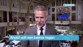 RTL Z Voorbeurs pijntjes bij Ahold records Wall Street
