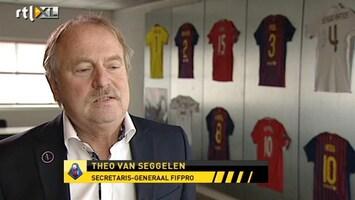RTL Sport Inside 'Langer spelen voor minder geld'