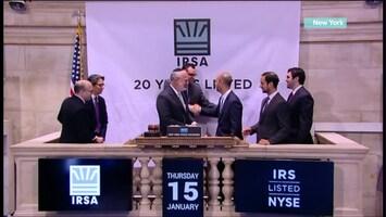 Rtl Z Opening Wall Street - Afl. 10