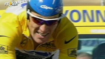 RTL Nieuws Armstrong is Tour-zeges kwijt
